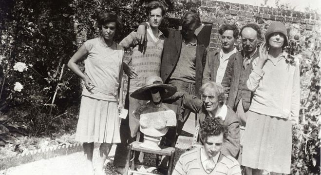 The Bloomsbury Group ©Tate Archive