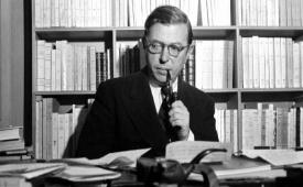 Jean-Paul Sartre: Nema drugog svemira do ljudskog svemira