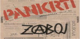 KONTROLISANA POBUNA (Pank u Jugoslaviji)