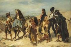 Šarl Bodler: ČERGARI NA PUTU
