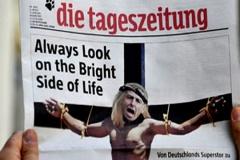 Die Tageszeitung - neobične novine