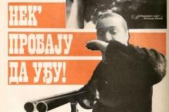 NEĆU - I TAČKA! (godina 1977, građani koji odbijaju da plate TV pretplatu)
