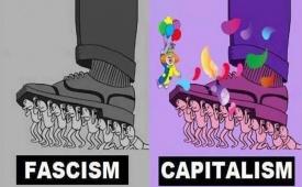 Kapitalisti naprijed, fašisti stoj?!